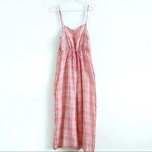 Urban Outfitters Pants - {Urban Outfitters} Audra Gingham Jumpsuit